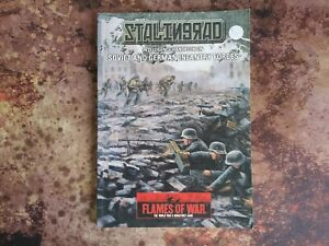 Stalingrad: Intelligence Handbook on Soviet and German Infantry Forces