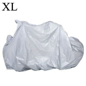 Motorcycle-Waterproof-Outdoor-Vented-Motor-Bike-Scooter-Dust-Rain-Cover-Large-XL
