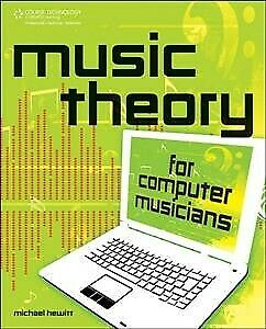 Music-Theory-for-Computer-Musicians-Paperback-by-Hewitt-Michael-Brand-New