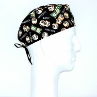 Loto Power Balltheme Scrub Hat