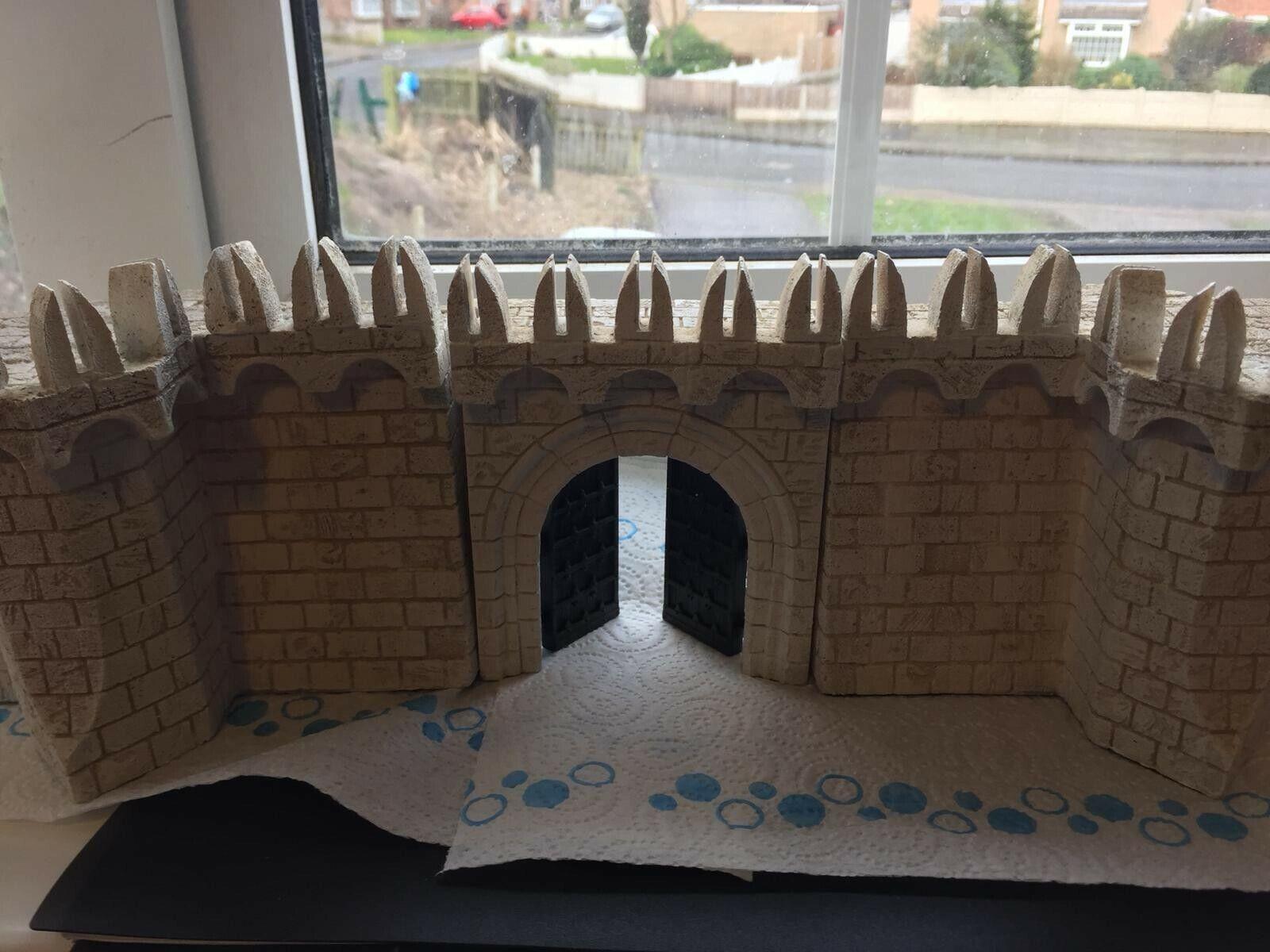 Spel Workshop Lord of the ringas Middle Ekonsth Minas Tirith slott