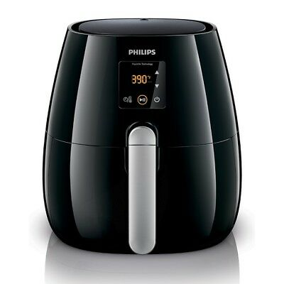 Philips Viva Digital 1425W Multi-Cooker Airfryer - HD9230/26 - Black (Grade B)