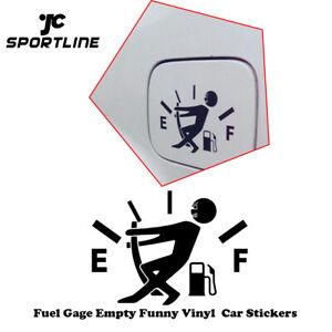 1x-Hohe-Gas-Lustige-Auto-Vinyl-Aufkleber-Fenster-Hoher-Gasverbrauch-Aufkleber