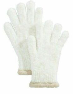Inc Womens Purple Shine Like The Night Fingerless Gloves One Size