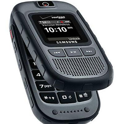 Verizon Samsung U640 Convoy Rugged Camera Cell Phone FAIR CONDITION