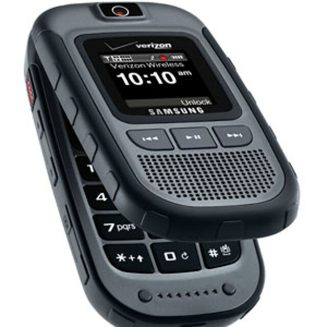 Verizon Samsung U640 Convoy Rugged Camera Cell Phone