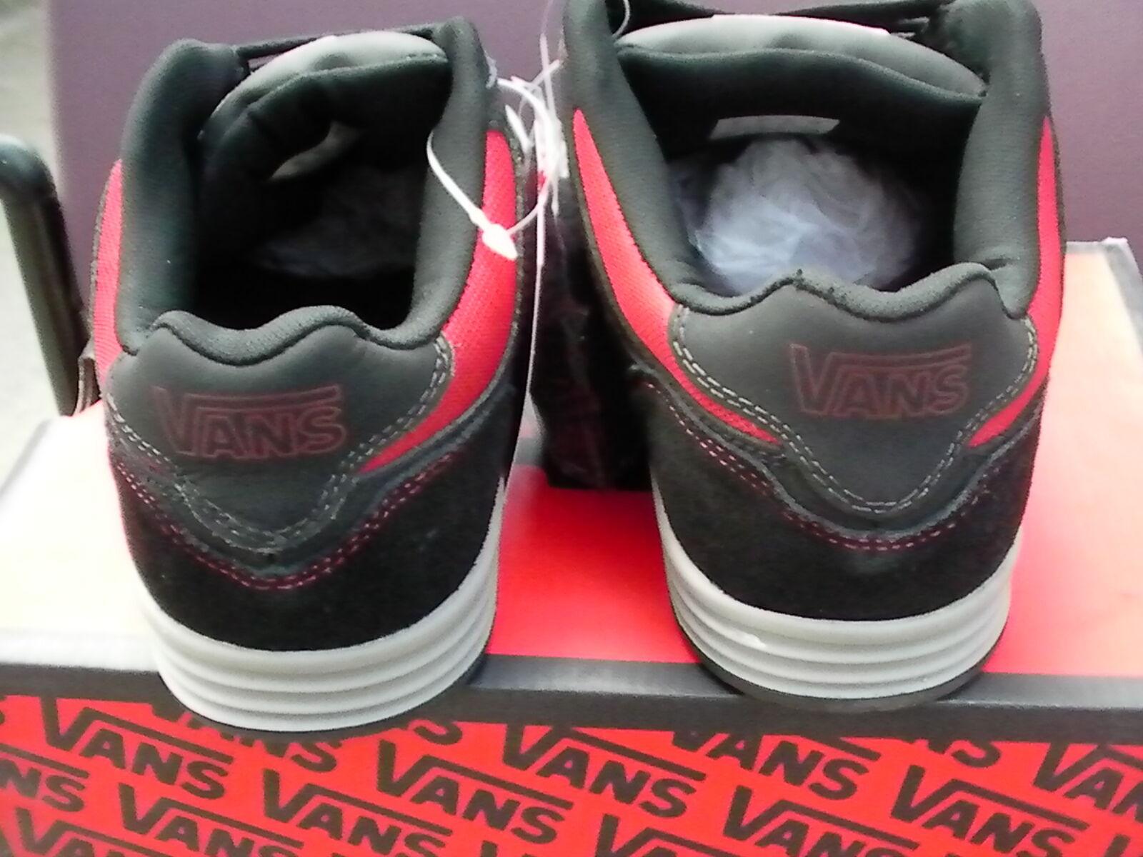Vans pour Hommes Chaussures de Planche À roulettes Desurgent Noir