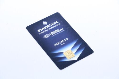 NEW EMERSON 8KB UNIDRIVE SMART CARD