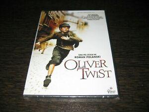 Oliver Twist DVD Ben Kingsley Jamie Foreman Barney Clark Scellé Neuf
