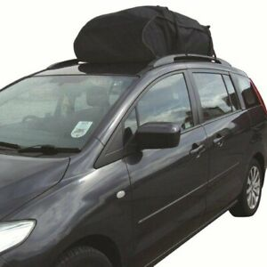 Roof Bag 458 Litre Water Resistant For Cars With Roof Rails Water Resistant