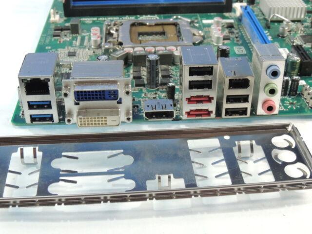 Intel DQ67SW Executive Series, LGA 1155/Socket H2 Motherboard WITH I/O Shield
