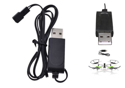 For Sky Viper Drone USB Charger Cord v950HD s1700 v2450 v2700 Scout Journey