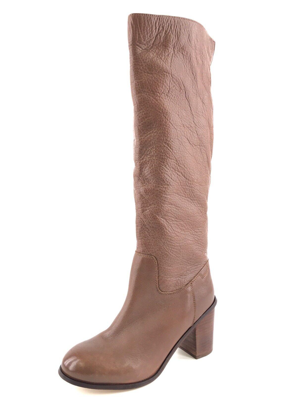 prima i clienti Seychelles Obsidian Marrone Leather Knee High stivali Donna Donna Donna  Dimensione 9 M  outlet