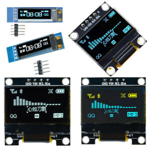 0-91-034-0-96-034-inch-OLED-LCD-Display-3-3V-5V-Module-IIC-I2C-for-AVR-STM32-Arduino