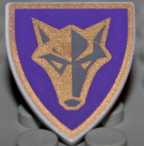 LeGo-Danju-KK2-Triangular-Wolf-Pattern-Shield-NEW