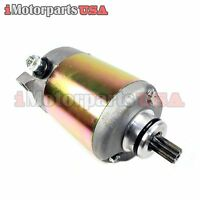 Starter Motor For Jonway Yy250 Yy250t Gy6 250cc Touring Scooter 9 Tooth Starter