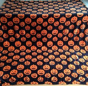 pumpkin-lots-coral-fleece-rose-quilt-blanket-blankets-125x175cm-new