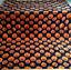 pumpkin-lots-coral-fleece-rose-quilt-blanket-blankets-125x175cm-new thumbnail 1
