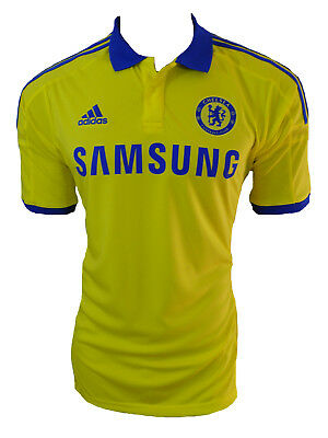 ADIDAS CHELSEA FC LONG SLEEVE HOME JERSEY 201415.