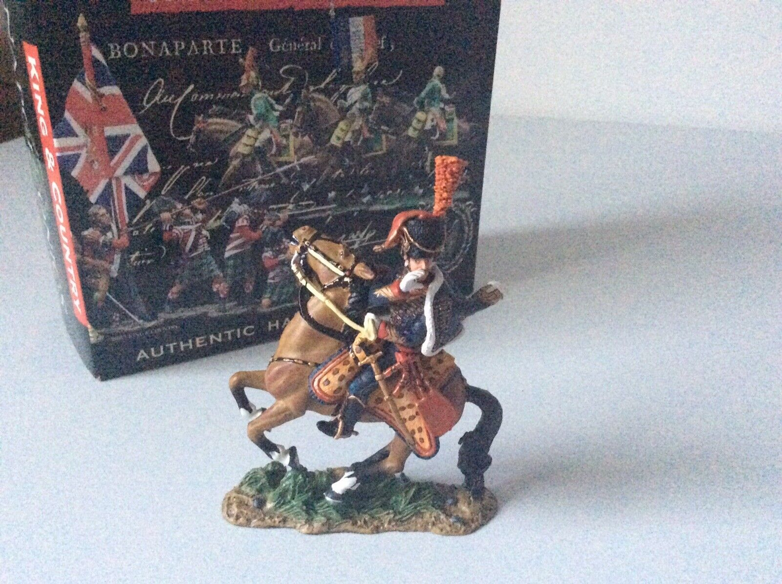 King And Country French French Artillery Officer