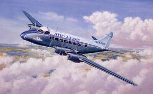 De Havilland Heron MkII 1:72 Plastic Model Kit A03001V AIRFIX Vintage Classic