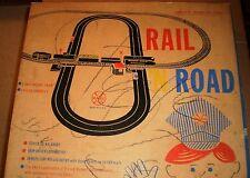 Marx HO Rail-N-Road Train Set 71149 with Orange NYC Engine