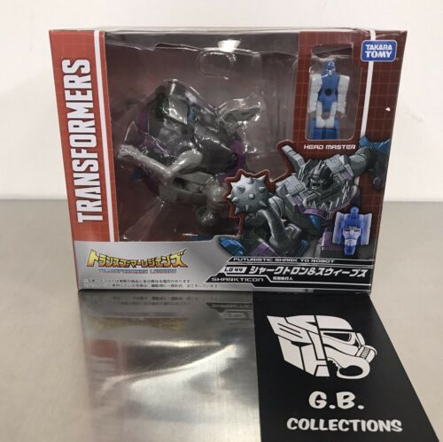 Transformers Takara Tomy Legends LG-44 Sharkticon New Sealed