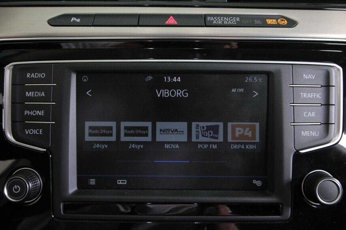 VW Passat TDi 150 High+ Vari. DSG Van