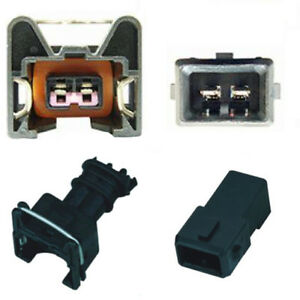 car Injector plug auto tuning kfz fcc Set Fuel Injection Connectors DAIMLER