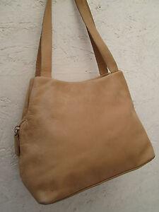AUTHENTIQUE-sac-a-main-vintage-034-ETIENNE-AIGNER-034-cuir-T-BEG-bag