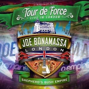Joe-Bonamassa-Tour-De-Force-Shepherd-039-s-Bush-Empire-NEW-2-x-CD