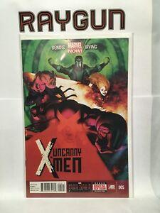 Uncanny-X-Men-Vol-3-5-NM-1st-Print-Marvel-Now-Comics