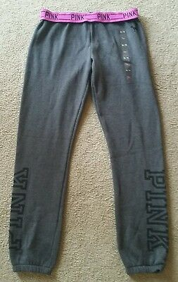 Brand New PINK by Victoria's Secret Skinny Pant Size Extra Small, Gray