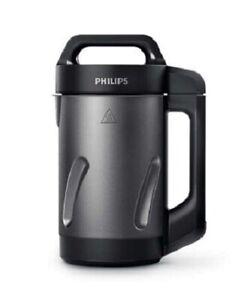 PHILIPS-Viva-Collection-HR2204-80-Blender-Chauffant-SoupMaker-Bol-1-2L-1000W