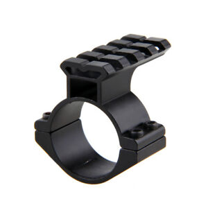 1-034-25-4mm-Ring-Rifle-Scope-Mount-Adapter-to-20mm-Weaver-Picatinny-Rail-Accessory