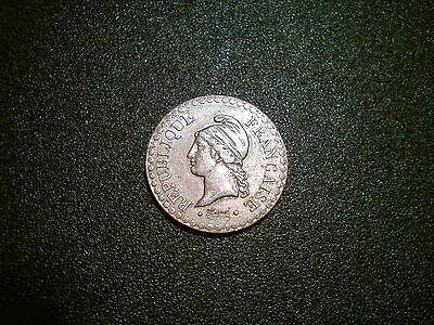 1848a Moneda Francia 1 Céntimo. Grado Soberbio Unc