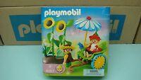 Playmobil 4197 Rickshaw Wheelbarrow Magical Series Sunflower Set 177 Toy