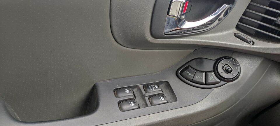 Hyundai, Santa Fe, 2,0 CRDi 4x4 Van