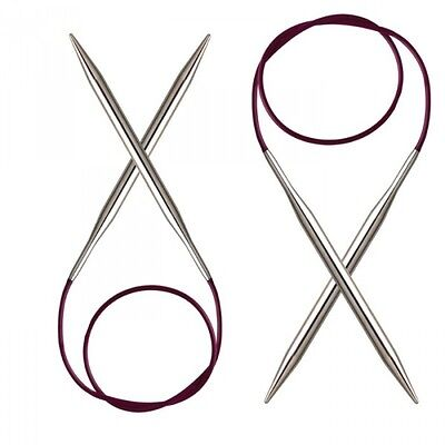 Knitpro Nova Fixed Circular Knitting Needles 40cm
