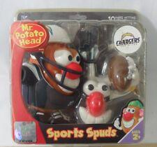 2010 NFL Mr Potato Head San Diego Chargers Sports Spuds