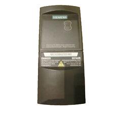 Used Amp Tested Siemens 6se6440 2ud21 5aa1 Inverter Ac Drive 380v15kw