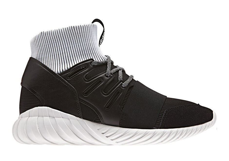Adidas Originals Men's TUBULAR DOOM YIN YANG PACK shoes Black White BA7555 b