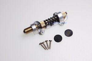 Tremolo-bouchon-de-verrouillage-Stabilisateur-pont-en-laiton-massif-et-en-alliage-d-039-aluminium