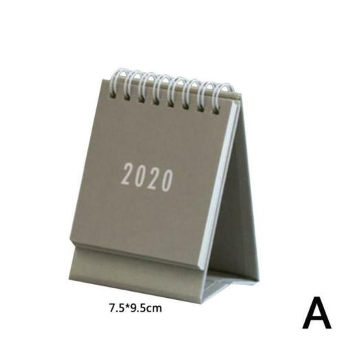 Tischkalender 2020 01-12 Monatlicher Tischkalender Stand Up Office Table