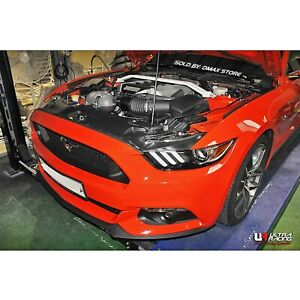 S550 2015-2019 ULTRA RACING FRONT STRUT BAR 2 POINTS BRACE FOR FORD MUSTANG