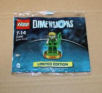 Lego Dimensions 71342 Limited Edition Green Arrow Mini figure from Gamescom 2016