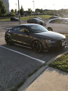 2013 Audi TT Competition package