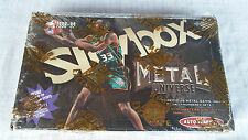 New 1998-99 SKYBOX Metal Universe Basketball Hobby Box 98/99 PGM Master