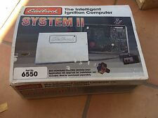 EDELBROCK #6550 System II Ignition Computor NOS From Closed Down Speed Shop