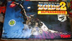 ZOIDS-2-ULTRASAURUS-TOMY-5953-MIB-VINTAGE-HUGE-SEALED-BOX-ULTRA-RARE